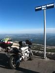 Le sommet du Mont Ventoux