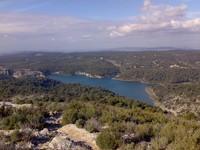 Vue sur le Lac Bimont