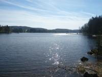 Lac des Settons à Monsauche-les-Settons 1