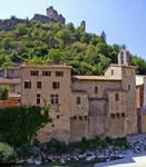 Le village de Pontaix