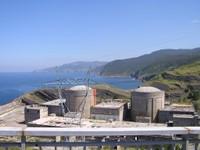 Centrale nucléaire abandonnée de Lémoniz