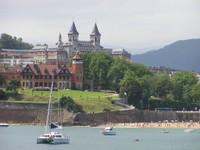Donostia San Sébastian - Baie