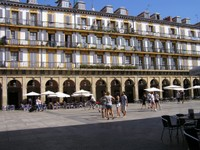 Donostia San Sébastian - Place de la constitution