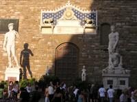 Florence - Le David