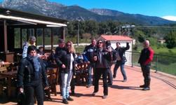 Resto de Tapis en Espagne après Coustouges
