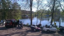 Lac des Settons - quelques sides