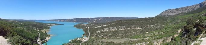 Lac de St Croix