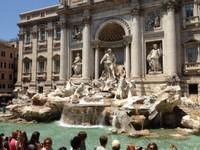 Fontaine de Trevi (Rome)