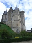 châteaux de Montmirail