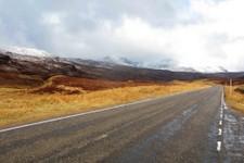 Sur la A832, avant Ullapool