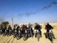 Voyage moto en Rajasthan.