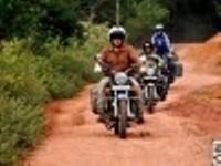 Voyage moto Karnatka.