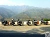 Balade moto Inde.