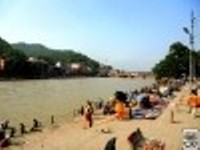 les Ghats de Rishikesh.