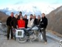 Royal Enfield au tibet.