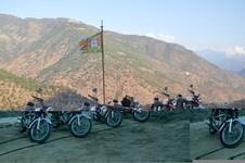 Voyage moto Bhoutan