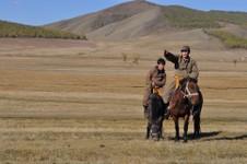 Vpyage moto mongolie