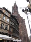 Stasbourg (Maison Kammerzal + Cathédrale