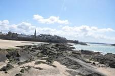 Saint-Malo IntraMuros depuis Fort National