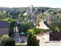 Village Belcastel