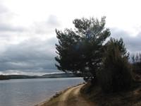 Lac de Lavaud Gelade