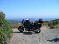 Arrêt au Cap Corse