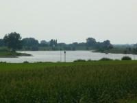 La fleuve IJssel
