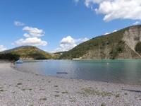 Lac à Saint-André-les-Alpes