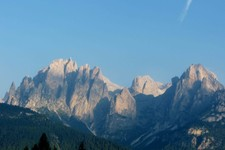 Pozza di Fasso (Dolomites, Italie)