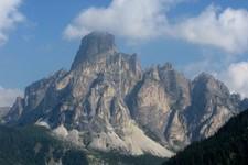 Corvara in Badia (Dolomites, Italie)