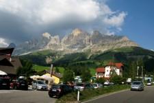 Carreza al Lago - Entrée des Dolomites (Italie)