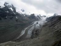 Le glacier du Grossglockner (Autriche)