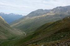 Au Passo di Rombo (versants autrichiens)
