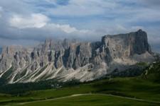 Passo di Giau (Dolomites, Italie)