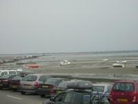 Passage du Gois (marée basse)