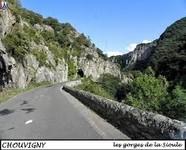 Gorges Chouvigny