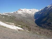 A environ 2000 m fin avril