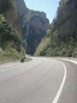 La route N260