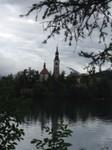 Village de Bled en Slovenie