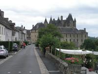 Jumilhac le Grand et son château