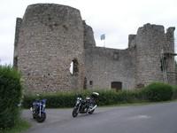 Château Lastours à Rilhac Lastours
