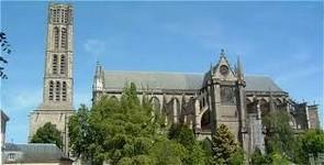 Cathédrale Saint Etienne Limoges