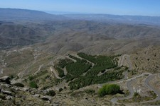 C'est comme le Stelvio, mais en plus sauvage & désertique (Velefique, Andalousie)
