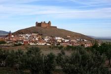 La Calahorra, Andalousie