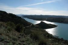Lac de Negratin, Andalousie