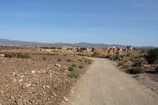 Ruines au sud de Venta del Pobre, Andalousie