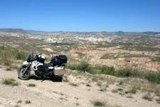 Désert de Gorafe, Andalousie