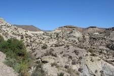 Désert de Tabernas, Andalousie