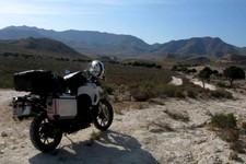 Sierra del Cabo, Rodalquilar, Andalousie