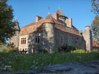 Château de Bonnu, Gargilesse